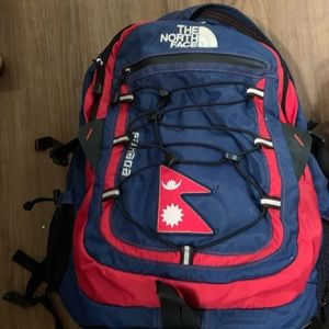 Vintage North Face Backpack from early 2000